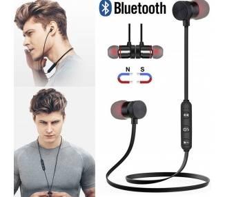 Draadloze Bluetooth 4.1-koptelefoon Magnetische microfoon Sporthelmen