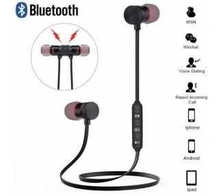 Bluetooth 4.1 Earphones with Microphone ARREGLATELO - 2