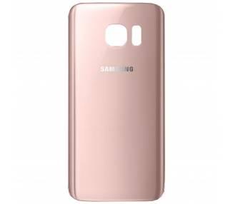 Tapa Trasera para Samsung Galaxy S7 Edge Rosa  - 1