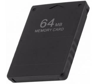 Karta pamięci 64 MB dla karty pamięci PS2 Sony Playstation 2  - 1