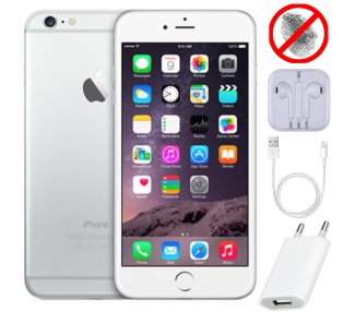 Apple iPhone 6 64GB - Plata - Libre - Sin Touch iD - Grado B  - 1