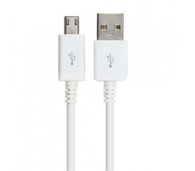 Cable Micro usb color blanco para Samsung Sony Nokia HTC LG Blackberry Huawei - 5