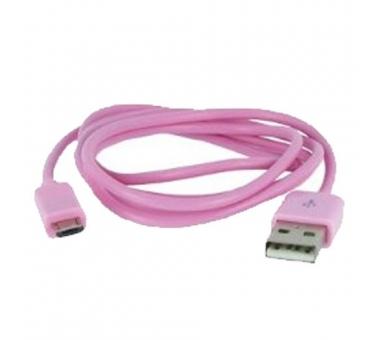 Micro USB Cable - Rose Color ARREGLATELO - 1
