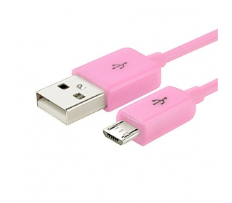 Micro USB Cable - Rose Color