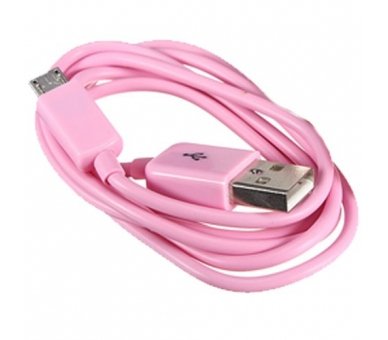 Micro USB Cable - Rose Color - 6