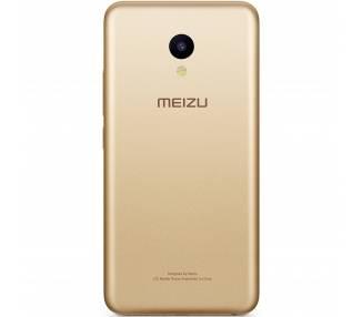 Chasis Carcasa para Meizu M5 Dorado  - 1