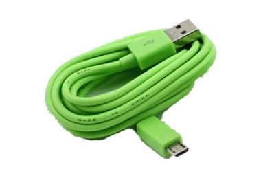 Micro USB Cable - Green Color ARREGLATELO - 6