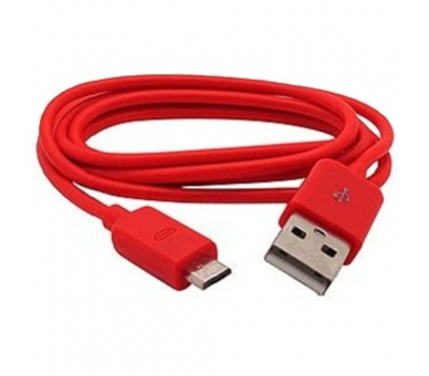 Micro USB Cable - Red Color - 1