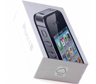 Apple iPhone 4S 16GB - Negro - Libre - A+  - 1