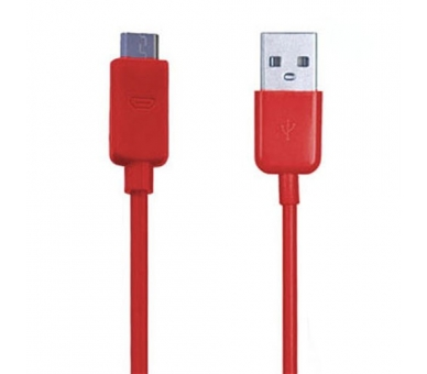 Micro USB Cable - Red Color - 3