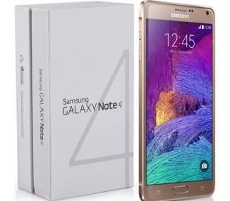 Samsung Galaxy Note 4 32GB - Oro - Libre - A+  - 1
