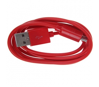Micro USB Cable - Red Color - 7