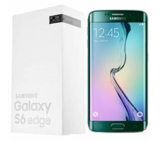 Samsung Galaxy S6 Edge 32GB G925 4G - Verde - Libre - A+  - 1