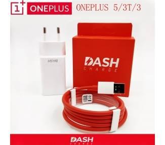 Cargador Original Dash Carga Rapida Tipo C OnePlus 5 6 6T 3 5T 2 3T OnePlus - 1