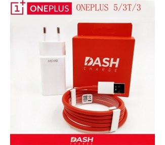 Oryginalna ładowarka Dash Quick Charge Type C OnePlus 5 6 6T 3 5T 2 3T