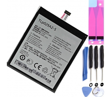 Battery For Alcatel Idol 3 , Part Number: TLP029A2-S  - 1