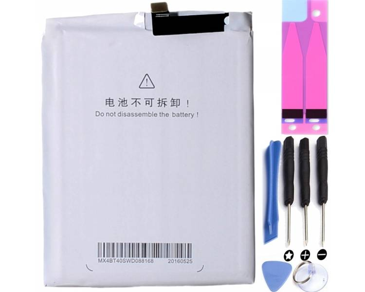 Originele BT40 batterij voor Meizu MX4 / MX 4 /  - 1