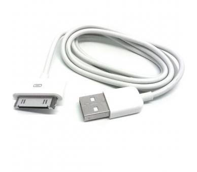 iPhone 4/4S Cable - White Color ARREGLATELO - 7