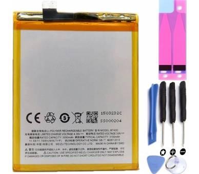 Originele BT42C-batterij voor Meizu M2 Note  - 1