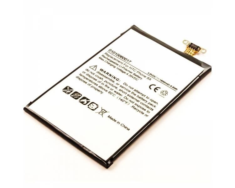 Bateria BM23100 Original para HTC 8X 8 X C620e C620d / 35H00199-12M  - 1