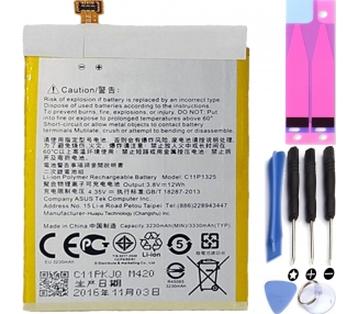 Batteria C11P1325 Originale per Asus Zenfone 6 A600, A600CG
