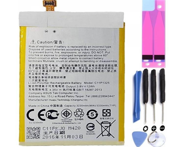 Bateria C11P1325 Original para Asus Zenfone 6 A600, A600CG  - 1