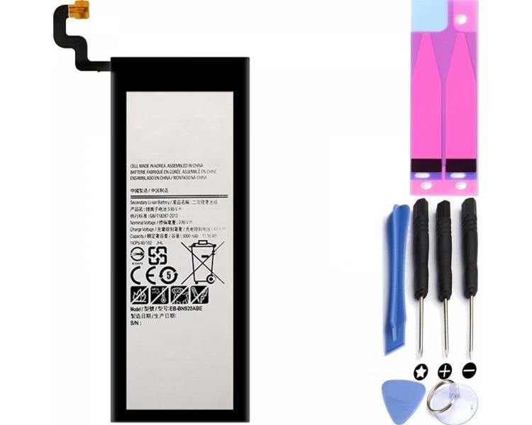 Bateria EB-BN920ABE compatible para Samsung Galaxy Note 5 N920 N920F  - 1