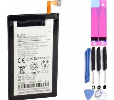 Batterij voor Motorola Moto G G2 XT1032 XT1031 XT1033, Origineel MPN: ED30  - 1