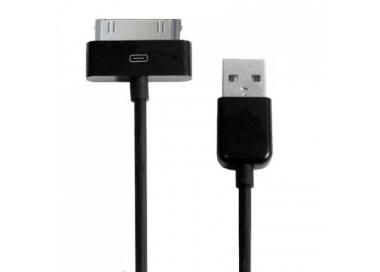 iPhone 4/4S Cable - Black Color ARREGLATELO - 2