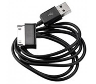 iPhone 4 / 4S-kabel - zwarte kleur ARREGLATELO - 5