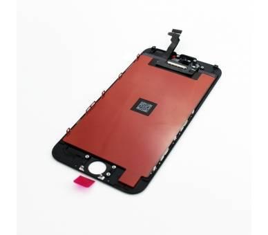 Pantalla Completa con Marco Lcd y Tactil para Apple iPhone 6 Negro Negra ULTRA+ - 11