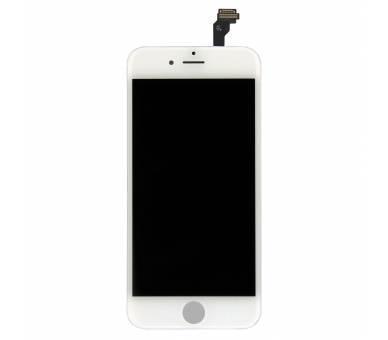 Pełny ekran dla iPhone 6 Retina White White - Oryginalna jakość ARREGLATELO - 3