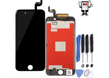 Pantalla Completa Retina con LCD & Tactil para iPhone 6S Negro Negra ARREGLATELO - 1