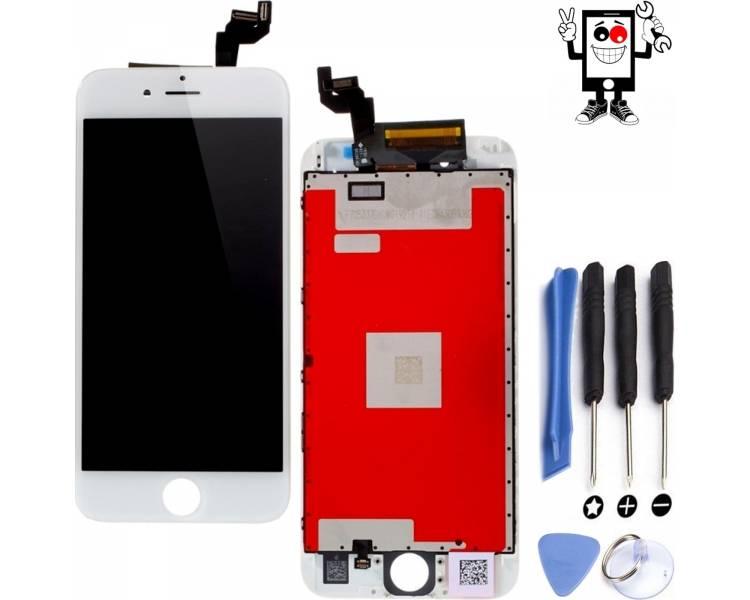 """Vollbild für iPhone 6S 4.7 Weiß Weiß """" ARREGLATELO - 1"""