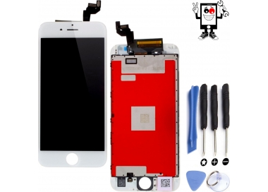 Pantalla Completa Para iPhone 6S 4,7 Blanca ARREGLATELO - 1