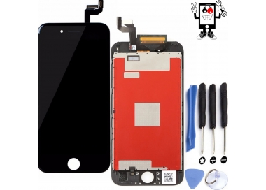 Pantalla Completa Retina para iPhone 6S Plus 6S+ Negro Negra ARREGLATELO - 1