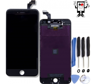 Display for iPhone 6 Plus, Color Black