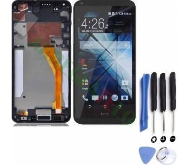 Schermo intero con cornice per HTC Desire 816 816D 816T Nero Nero HTC - 1