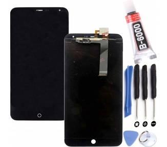 Pełny ekran dla Meizu MX4 Black Black