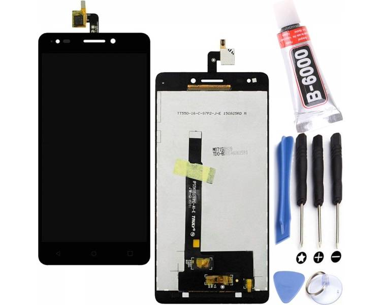 Display For BQ Aquaris M5.5 | Color Black |   ULTRA+ - 1