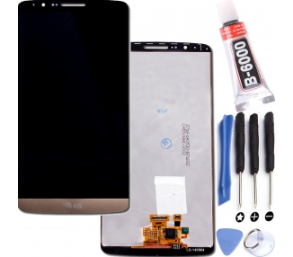 Display For LG G3, Color White