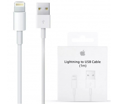 Cable Cargador para iPhone 11 SE XS X 8 7 5S XR 6 6S Plus Pro Max 2M 3M Original Apple - 8