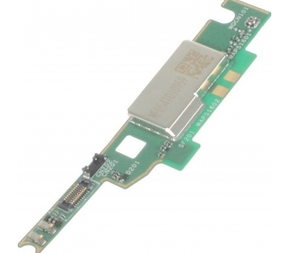 GSM Antenna Board with Microphone for Sony Xperia M4 Aqua  - 1