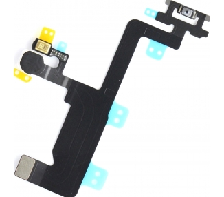 Flex Volumen Cable Boton Silencio Mute para iPhone 6