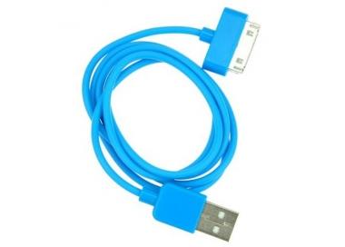iPhone 4/4S Cable - Blue Color ARREGLATELO - 7