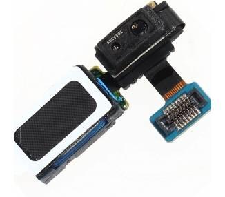 Flex Audio Jack-koptelefoon voor Samsung Galaxy S4 i9500 i9505