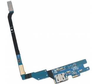 Charging Flex for Samsung Galaxy S4 i9505 With Microphone REV 22  - 1