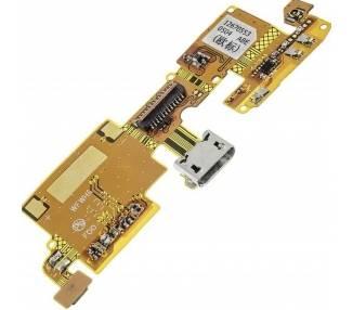 Charging Flex for ZTE Blade V6  - 1