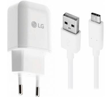 Originele LG MCS-H05ED USB Type C-kabeloplader Snel opladen NEXUS 5X 6P G6 LG - 1