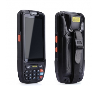 1D 2D Barcodescanner PDA RFID Tablet PC Android 7.0  - 1